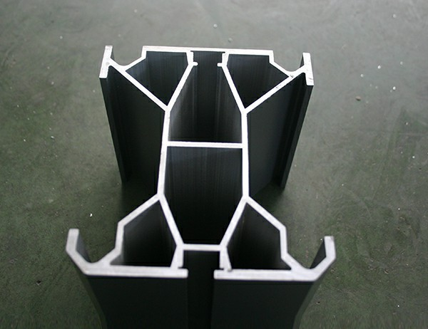 INDUSTRIAL ALUMINUM SHAPE