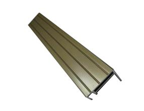 Aluminium Electrophoresis window profiles