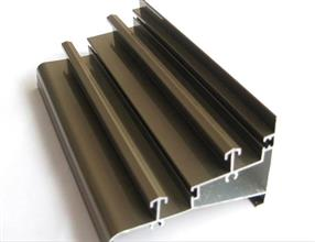 Aluminium extrusion for Electrophoresis Champagne