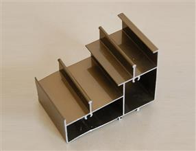 Aluminium extrusion for Electrophoresis