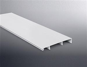 Aluminum decoration profiles