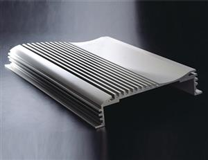 Aluminum heat sink profiles