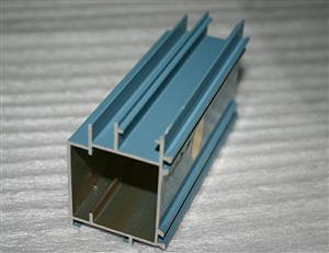 Aluminum extrusion profiles for South America Market