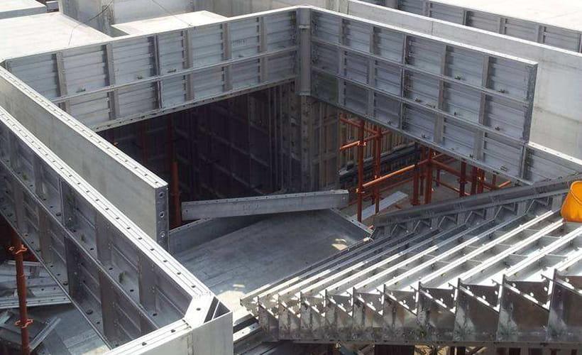 Aluminium Formwork , Aluminium Formwork System , Aluminium