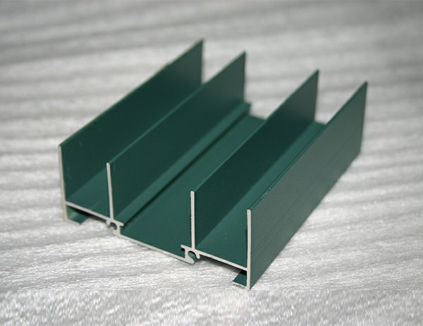Aluminum frame profile for Wardrobe