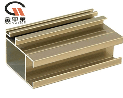 goldapple aluminum extrusions