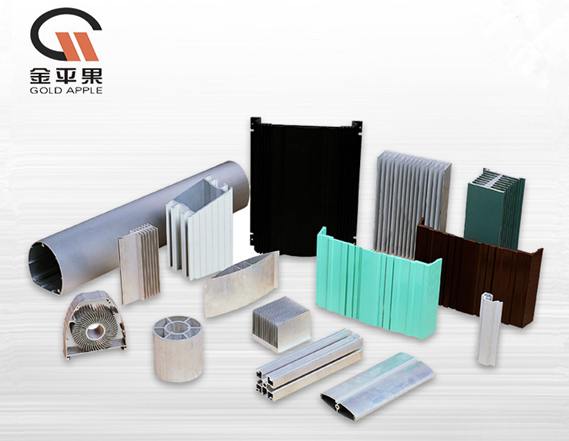 ALUMINUM EXTRUSIONS FOR THE BUILDING PRODUCT INDUSTRY
